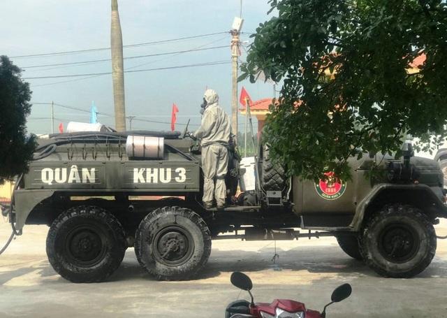 Hà Nam phong tỏa thêm 2 thôn có ca dương tính với SARS-CoV-2 - 2
