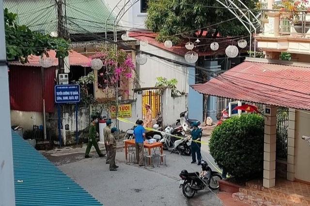 Yên Bái lập chốt ở khu dân cư liên quan chuyên gia TQ dương tính SARS-CoV-2 - 1