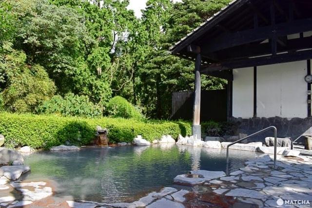 Trải nghiệm suối nước nóng bùn giúp làm đẹp da ở Nhật Bản - 4