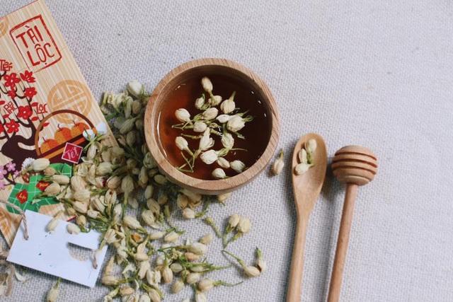 Những công dụng bất ngờ của trà hoa nhài - 2
