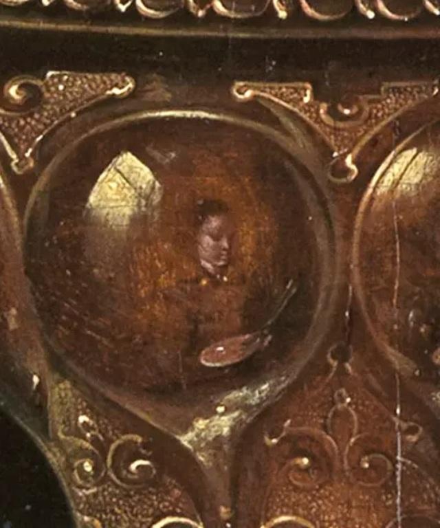 Đi tìm chân dung họa sĩ ẩn mình trong những siêu phẩm hội họa - 11