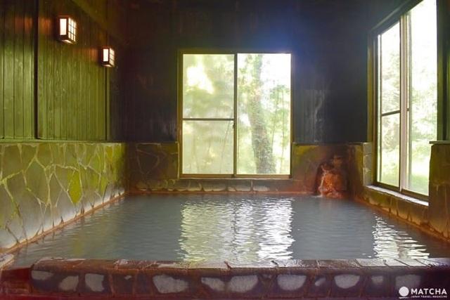 Trải nghiệm suối nước nóng bùn giúp làm đẹp da ở Nhật Bản - 2