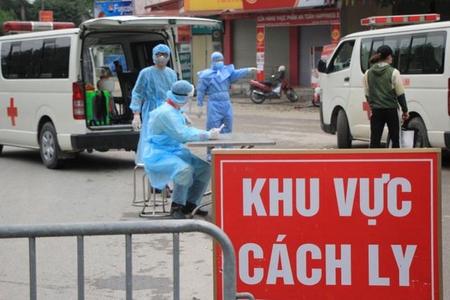 Hà Nội: Ca dương tính SARS-CoV-2 ở Phúc Diễn đã đến nhiều quán ăn - 1