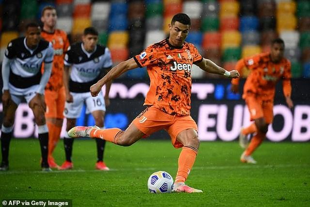 C.Ronaldo hóa siêu nhân, cứu Juventus khỏi thảm họa - 3