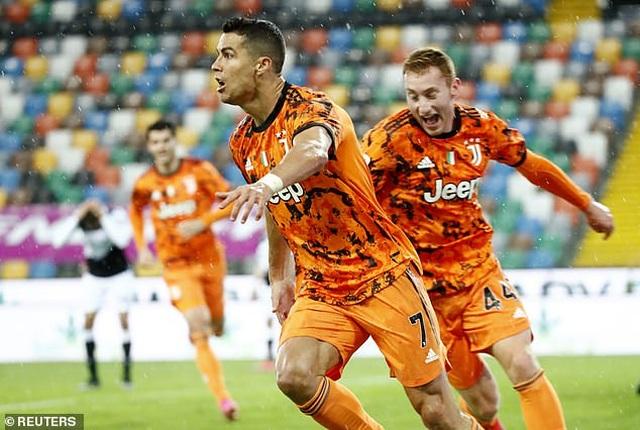 C.Ronaldo hóa siêu nhân, cứu Juventus khỏi thảm họa - 1