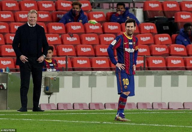 Messi rực sáng, Barcelona hạ Valencia và tiếp tục nuôi mộng vô địch - 1