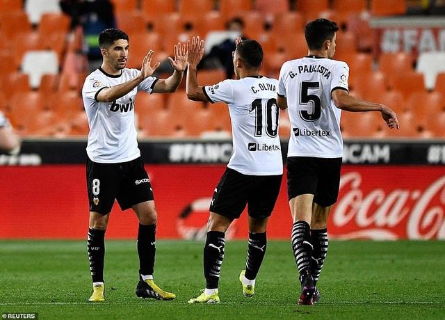Messi rực sáng, Barcelona hạ Valencia và tiếp tục nuôi mộng vô địch - 6