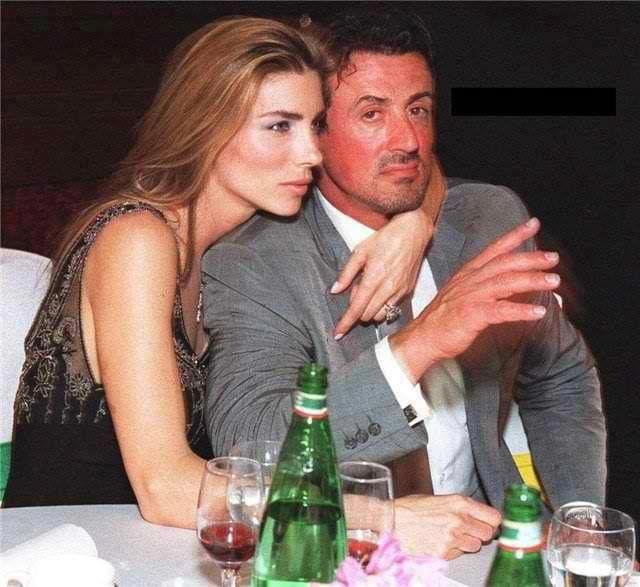 Ảnh hiếm về Rambo Sylvester Stallone và vợ kém 22 tuổi - 7