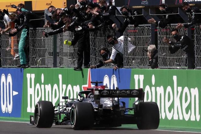 Chặng 3 mùa giải F1 2021: Ai sẽ cản bước Lewis Hamilton? - 2
