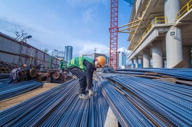Biến động thị trường vật liệu xây dựng, các dự án BĐS sẽ ra sao? - 2
