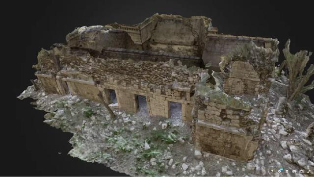 Phát hiện thú vị về nền văn minh Maya qua máy bắn laser - 2