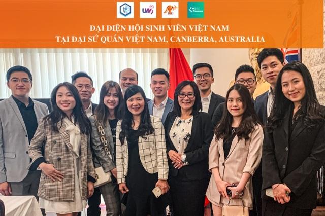 Hội sinh viên Việt tại Úc phát huy vai trò trong đại dịch Covid-19 - 3