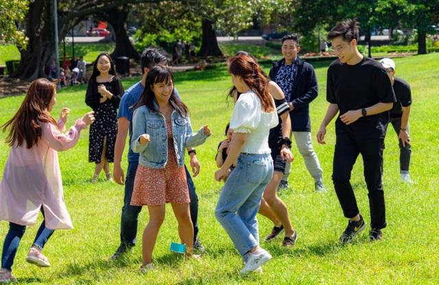 Hội sinh viên Việt tại Úc phát huy vai trò trong đại dịch Covid-19 - 2
