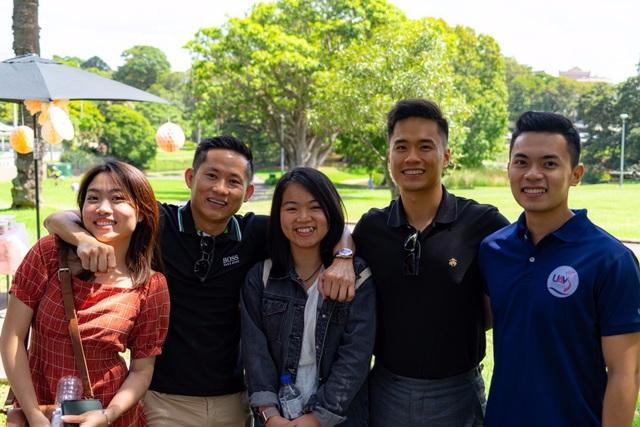 Hội sinh viên Việt tại Úc phát huy vai trò trong đại dịch Covid-19 - 1