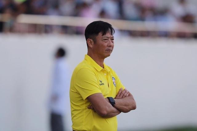HLV Lê Huỳnh Đức nộp đơn xin từ chức sau 13 năm dẫn dắt SHB Đà Nẵng - 1