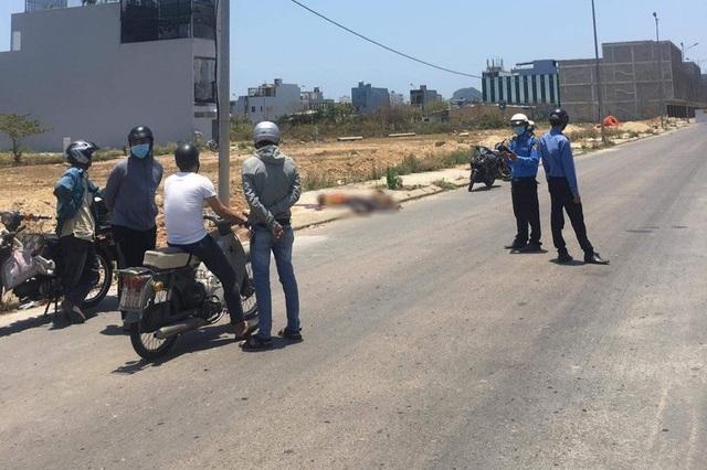 Đà Nẵng: Xác định nguyên nhân người đàn ông ngoại quốc chết trên phố - 1