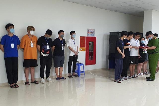Ý đồ của 50 người Trung Quốc nhập cảnh chui, ở chung cư cao cấp - 1