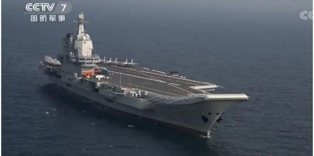 Trung Quốc đưa nhóm tác chiến tàu sân bay đến Biển Đông - 1