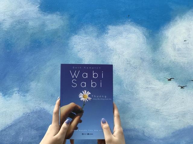 Sách Wabi Sabi - Cách để sống mỗi ngày hoàn hảo nhất - 1