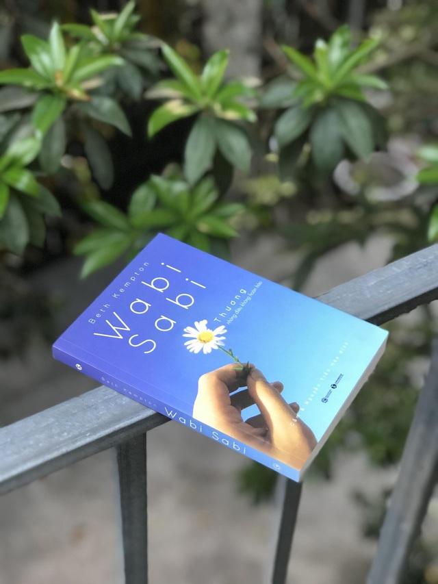 Sách Wabi Sabi - Cách để sống mỗi ngày hoàn hảo nhất - 4