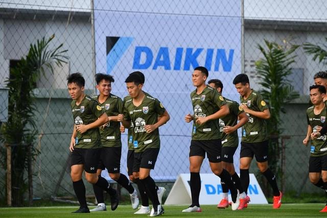 Thái Lan lại tổn thất lực lượng nghiêm trọng trước vòng loại World Cup - 1