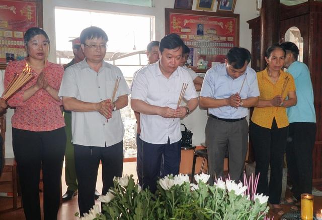 Chủ tịch tỉnh Nghệ An: Hành động của em Nhã rất dũng cảm, đáng tự hào - 1