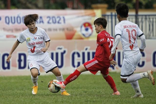 Hà Nội I Watabe giành vé đầu tiên vào chung kết - 1