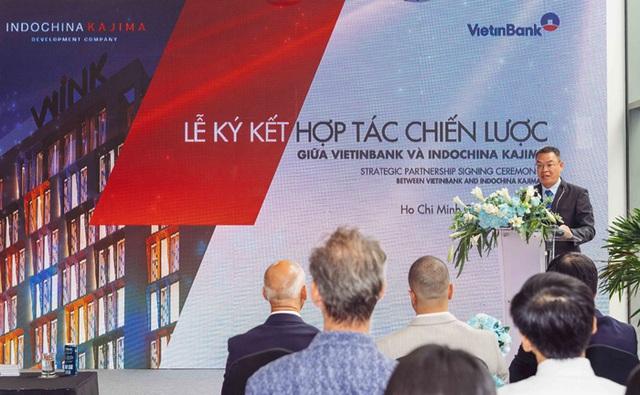 VietinBank và Indochina Kajima ký kết thỏa thuận hợp tác chiến lược - 1