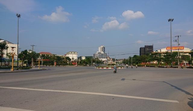 Thành phố Yên Bái những ngày đầu giãn cách xã hội - 1