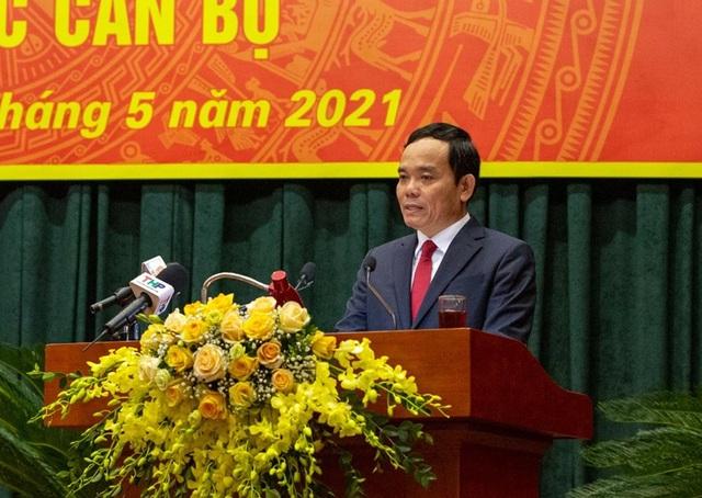 Ông Trần Lưu Quang làm Bí thư Thành ủy Hải Phòng - 2