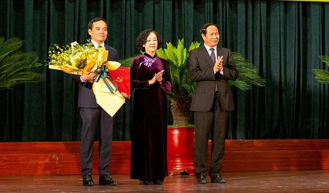 Ông Trần Lưu Quang làm Bí thư Thành ủy Hải Phòng - 1