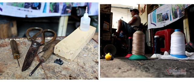 20 năm ngồi vỉa hè sửa chữa, tặng giày dép cho người nghèo - 4