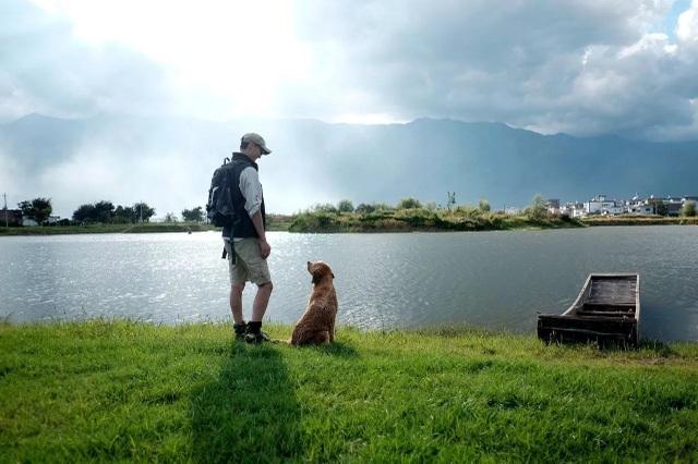 Ông bố trẻ về quê mở trang trại hàng trăm ha trồng rau, nuôi cá - 6