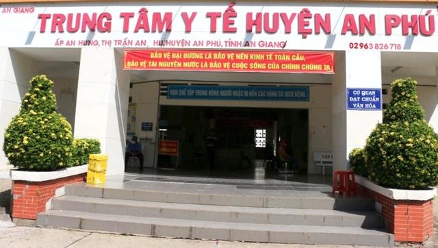 An Giang: Vợ chồng bác sĩ Việt ở Campuchia nghi dương tính với SARS-CoV-2 - 2