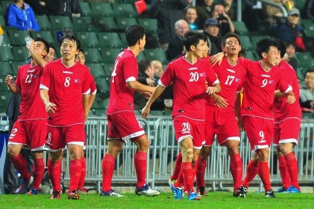 Triều Tiên rút khỏi vòng loại World Cup 2022, tuyển Việt Nam mất lợi thế - 1