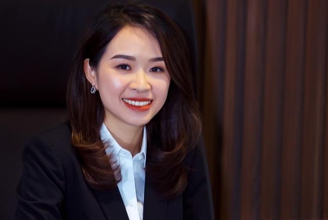Hé lộ thân thế nữ Chủ tịch HĐQT sinh năm 1985 của Kienlongbank - 1
