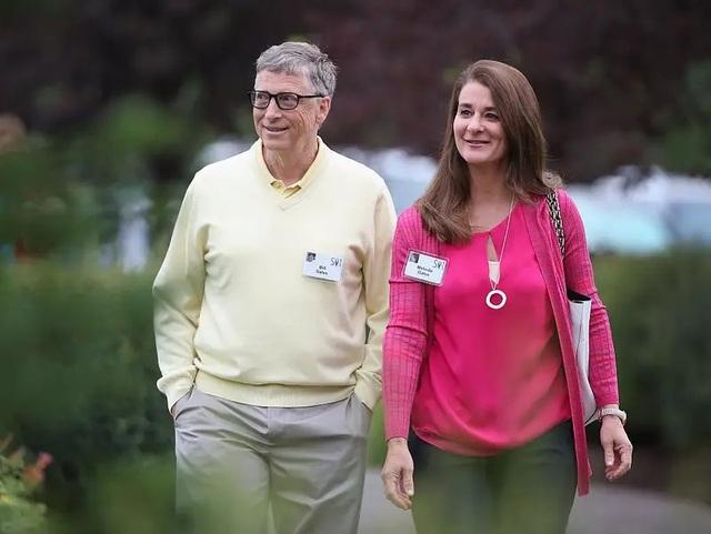 Chùm ảnh về cuộc hôn nhân kéo dài 27 năm của tỷ phú Bill Gates - 11