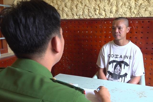 Bắt tạm giam đối tượng dùng dao Thái Lan rạch mặt phụ nữ - 1