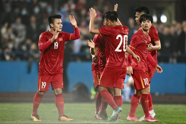 Anh Đức, Văn Hậu được thầy Park triệu tập lên đội tuyển Việt Nam - 2