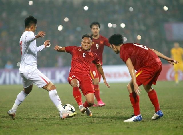 HLV Park Hang Seo chốt danh sách đội tuyển Việt Nam dự vòng loại World Cup - 2