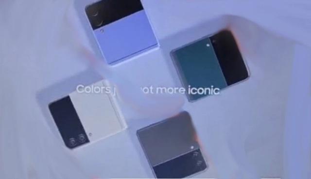 Lộ ảnh bộ đôi smartphone màn hình gập Galaxy Z Fold3 và Flip2 của Samsung - 6
