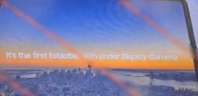 Lộ ảnh bộ đôi smartphone màn hình gập Galaxy Z Fold3 và Flip2 của Samsung - 4