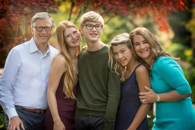Vì sao các con của Bill Gates không được thừa kế hàng tỷ USD? - 1