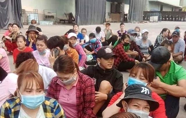 Giám đốc người Trung Quốc bỏ về nước, hàng trăm công nhân bị nợ lương - 1