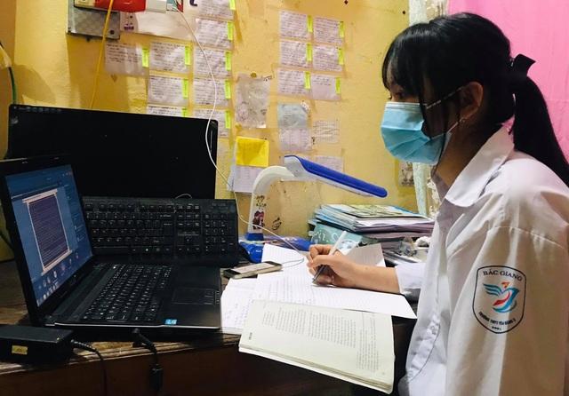 Hà Nội: Trường học sẵn sàng kịch bản thi trực tuyến vì Covid-19 khó lường - 1