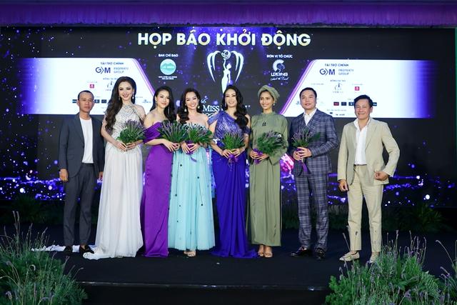 Miss Earth Vietnam 2021 có 4 hoa hậu đăng quang theo fomat quốc tế - 1