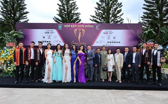 Miss Earth Vietnam 2021 có 4 hoa hậu đăng quang theo fomat quốc tế - 4