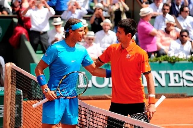 Djokovic là đối thủ lớn nhất của Rafael Nadal ở Roland Garros - 1