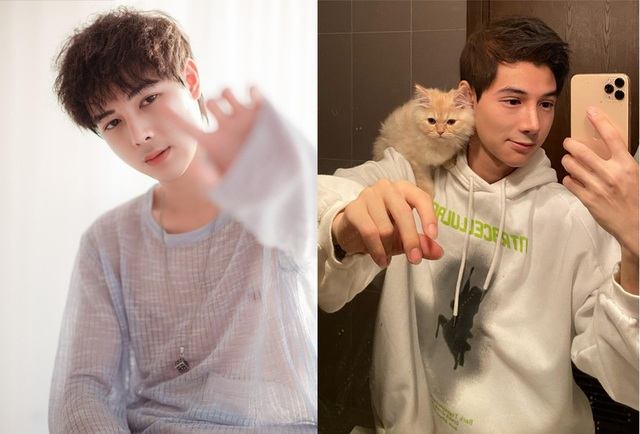 Hot boy Cao Bằng điển trai nghiền làm từ thiện, yêu động vật - 1