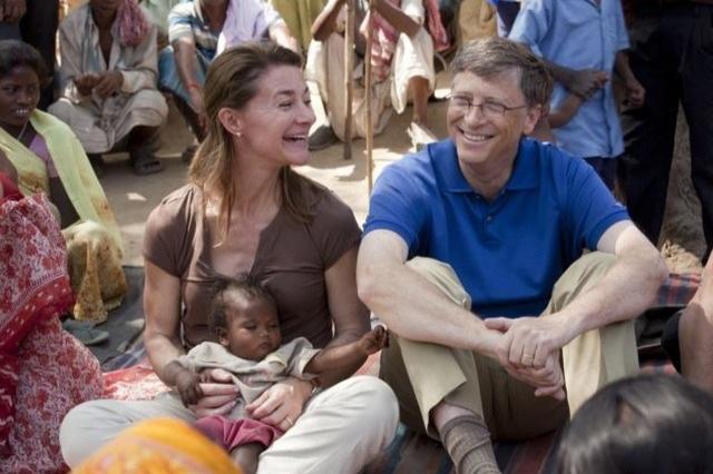 Nhìn lại cuộc hôn nhân từng khiến nhiều người ngưỡng mộ của Bill Gates - 3